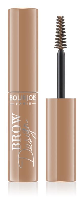 Bourjois Brow Design gel mascara pentru sprancene