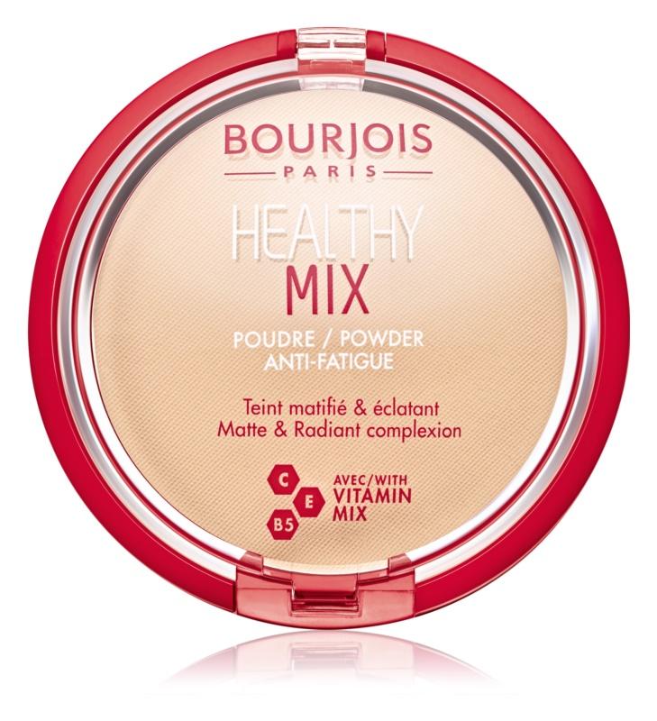 Bourjois Healthy Mix компактна пудра