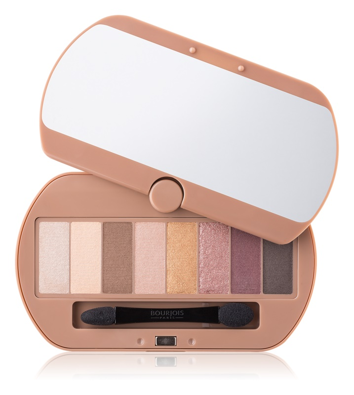 Bourjois Eye Catching paleta očních stínů 8 barev