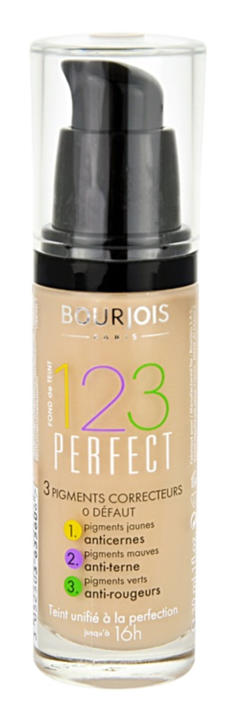 Bourjois 123 Perfect Flüssiges Make Up für einen perfekten Look