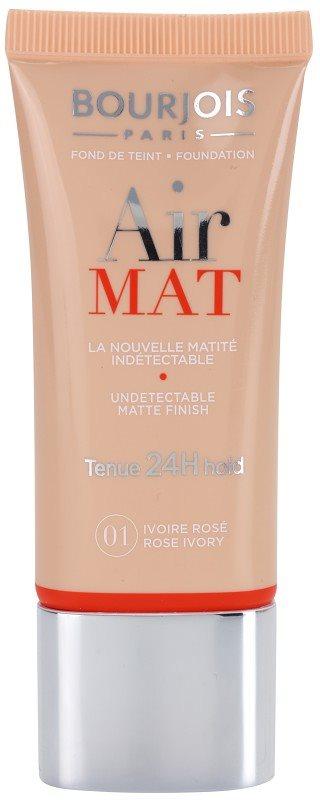 Bourjois Air Mat тональний крем з матуючим ефектом
