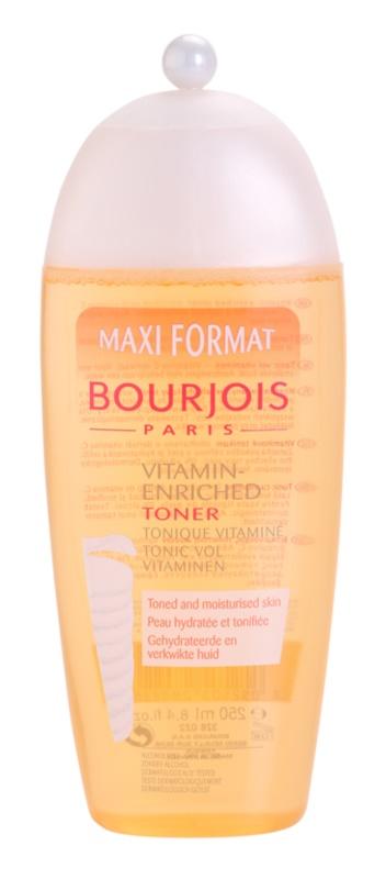 Bourjois Cleansers & Toners lotion tonique pour tous types de peau
