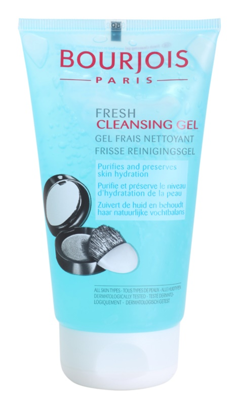 Bourjois Cleansers & Toners Fresh Cleansing Gel