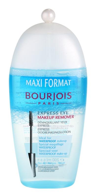 Bourjois Cleansers & Toners vízálló make-up lemosó