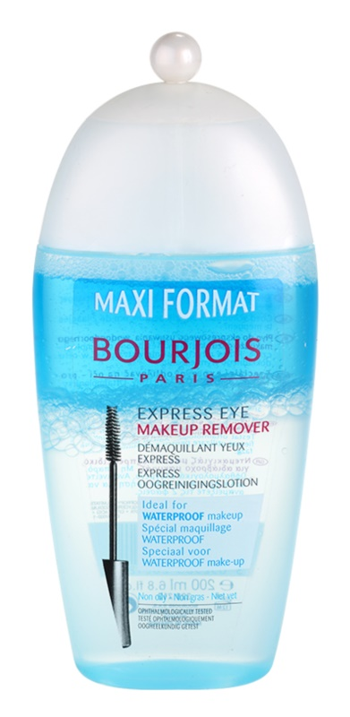 Bourjois Cleansers & Toners Waterproof Makeup Remover
