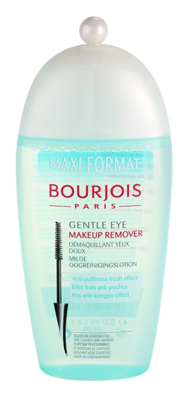 Bourjois Cleansers & Toners Gentle Eye Makeup Remover