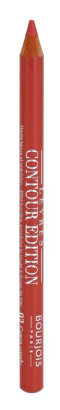 Bourjois Contour Edition matita labbra lunga durata