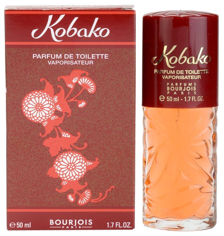 Bourjois Kobako toaletna voda za ženske 50 ml