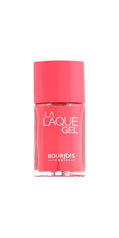 Bourjois La Lacque Gel dlhotrvajúci lak na nechty