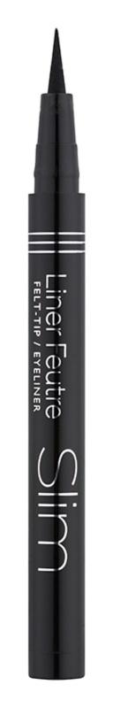 Bourjois Liner Feutre стійка ультра тонка  підводка-фломастер для очей