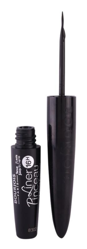 Bourjois Liner Pinceau eyeliner liquide 16h