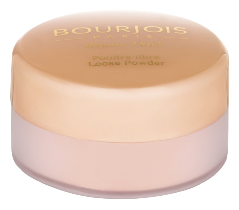 Bourjois Face Make-Up polvos sueltos