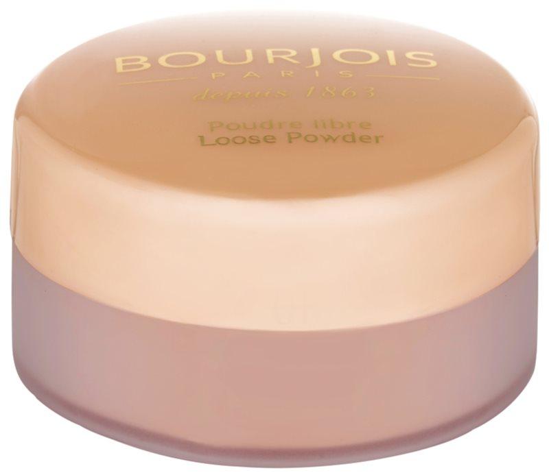 Bourjois Face Make-Up poudre libre