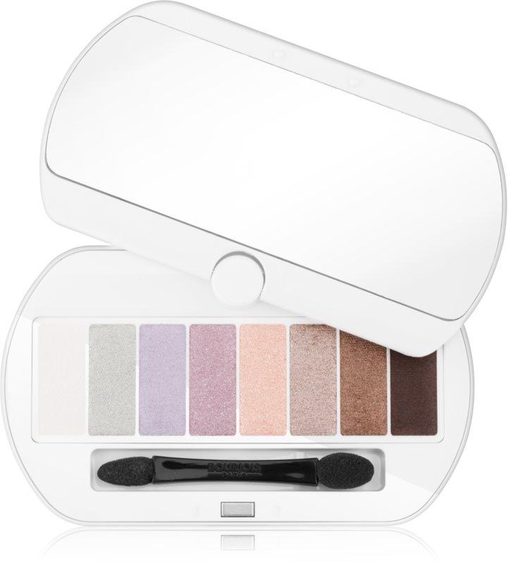 Bourjois Les Nudes palette de fards à paupières 8 couleurs