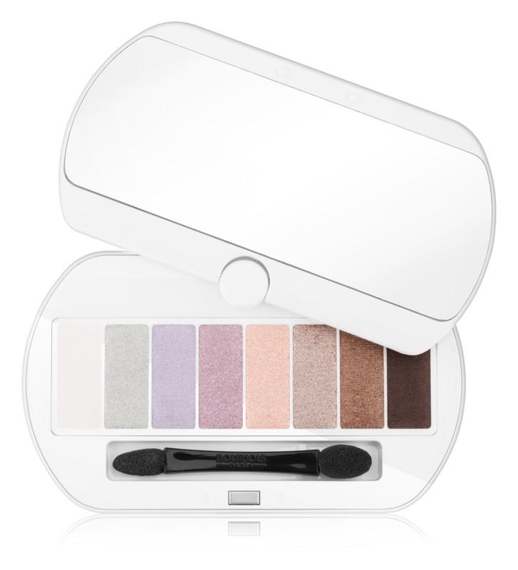 Bourjois Les Nudes Palette mit Lidschatten in 8 Farben