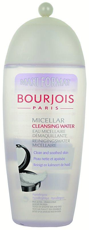Bourjois Cleansers & Toners čistiaca micelárna voda