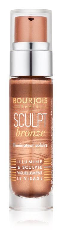 Bourjois Parisian Summer folyékony bronzosító az élénk bőrért