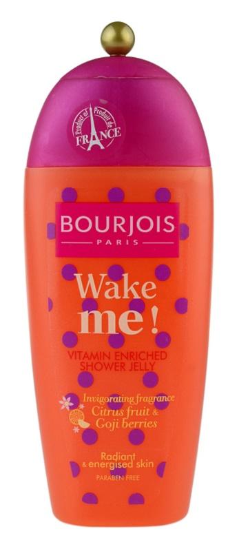 Bourjois Wake Me! gelatina de ducha con vitaminas
