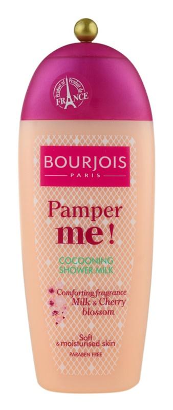 Bourjois Pamper Me! lapte pentru dus fara parabeni