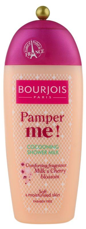 Bourjois Pamper Me!  leite de duche sem parabenos