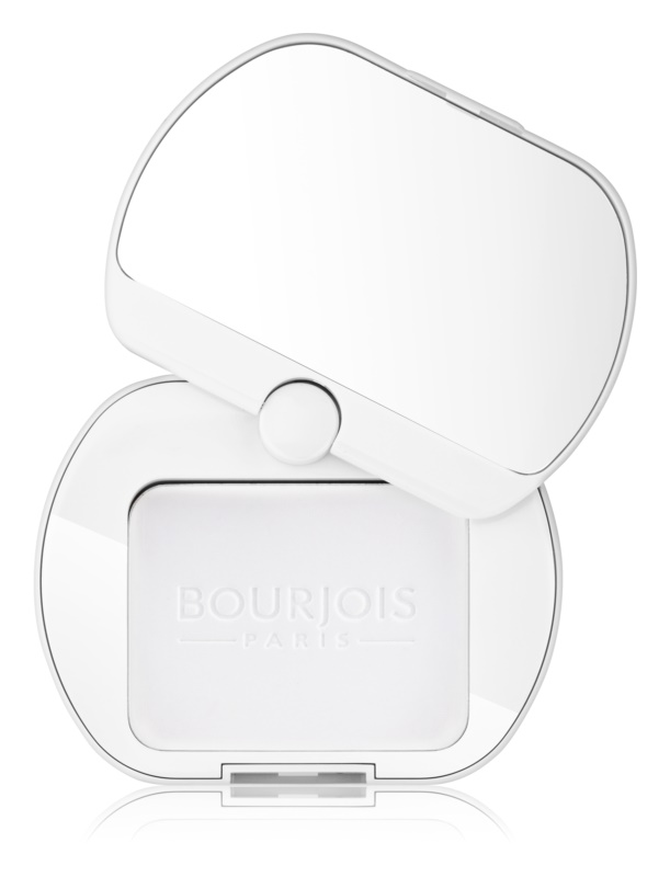 Bourjois Silk Edition Touch-Up kompaktní transparentní pudr