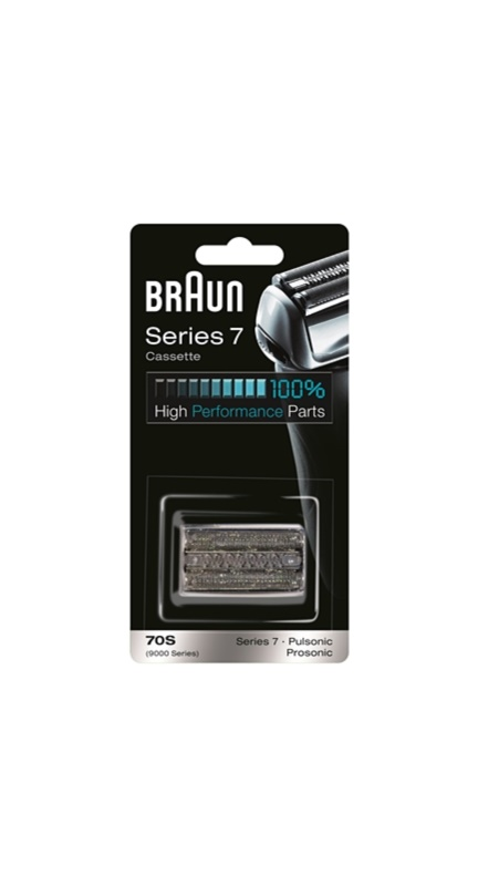 Braun Replacement Parts 70S  Cassette planžeta