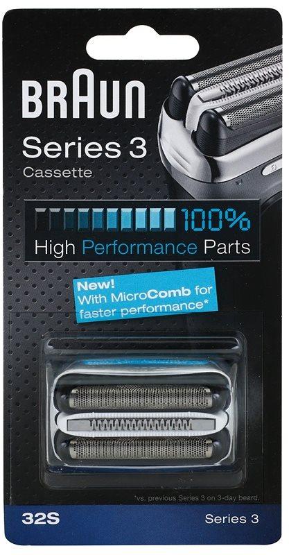 Braun Series 3  32S CombiPack planžeta