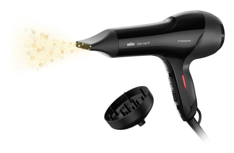 Braun Satin Hair 7 HD 785 hajszárító