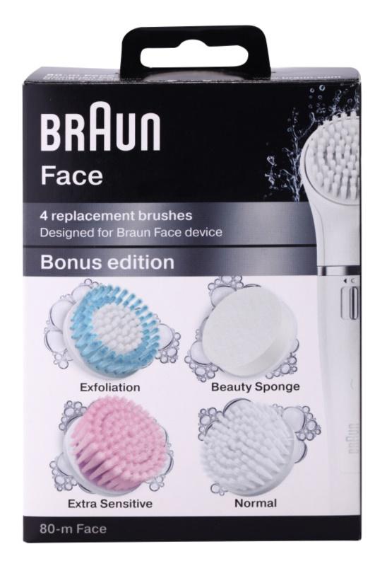 Braun Face  80-m Bonus Edition Ersatz-Kopf
