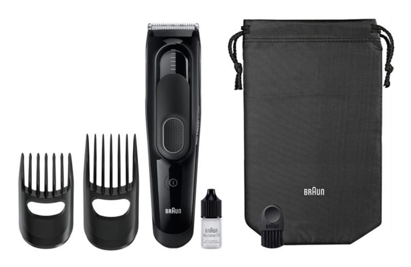 Braun Hair Clipper  HC 5050 aparador de cabelo