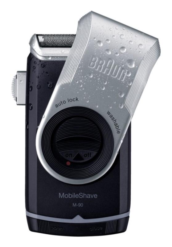 Braun MobileShave  M-90 cestovní holící strojek