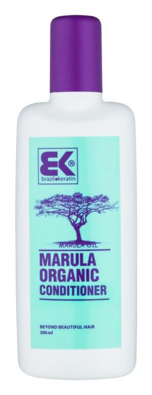 Brazil Keratin Marula Organic Conditioner met keratine en Marula-olie