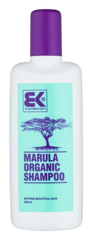 Brazil Keratin Marula Organic šampon s keratinem a marulovým olejem