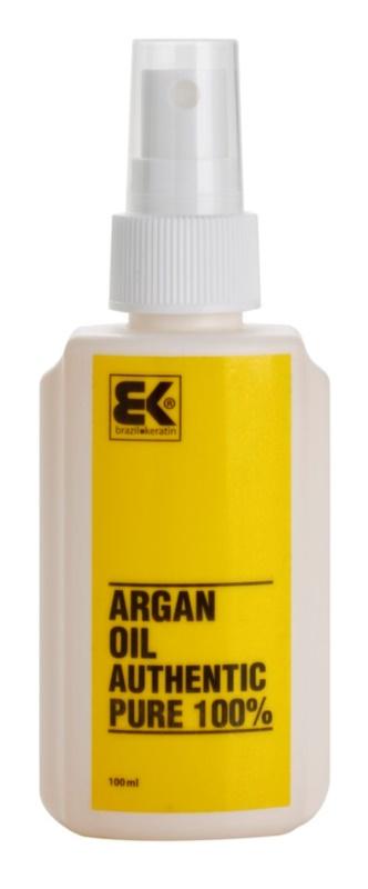 Brazil Keratin Argan ulei de argan 100%