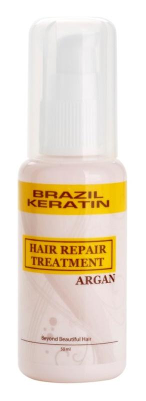 Brazil Keratin Argan konzentriertes Serum mit Arganöl