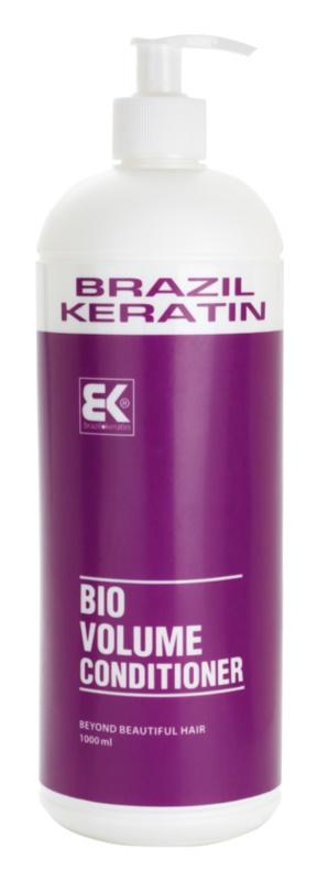 Brazil Keratin Bio Volume condicionador para dar volume