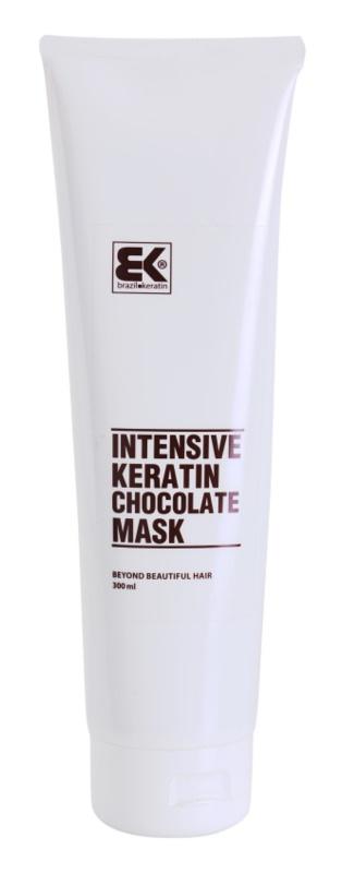 Brazil Keratin Chocolate máscara para cabelo danificado