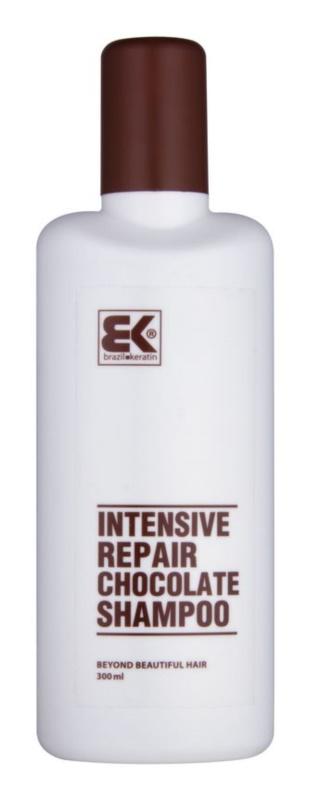 Brazil Keratin Chocolate шампунь для пошкодженого волосся