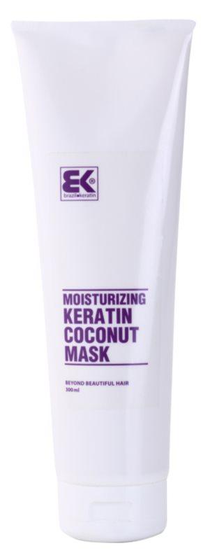 Brazil Keratin Coco maschera alla keratina per capelli rovinati