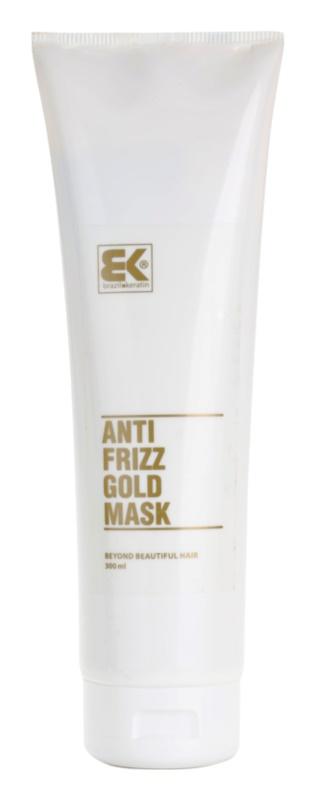 Brazil Keratin Gold Keratine Herstellende Masker  voor Beschadigd Haar