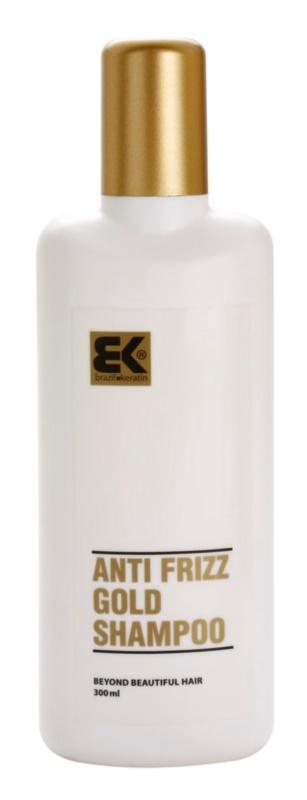 Brazil Keratin Gold Geconcentreerde Shampoo  met Keratine