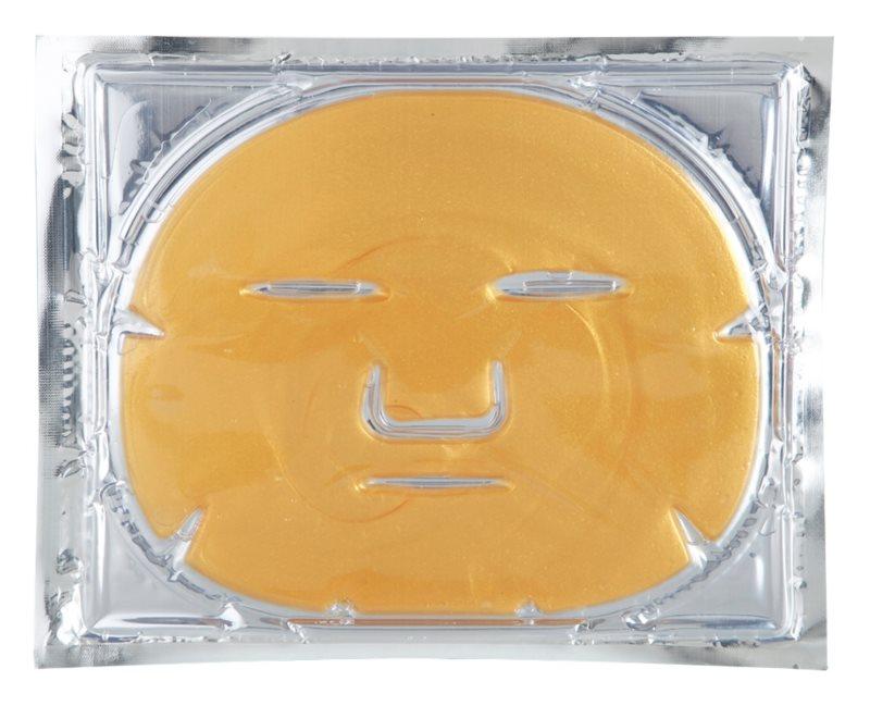 Brazil Keratin Golden Mask regenererende sheet mask