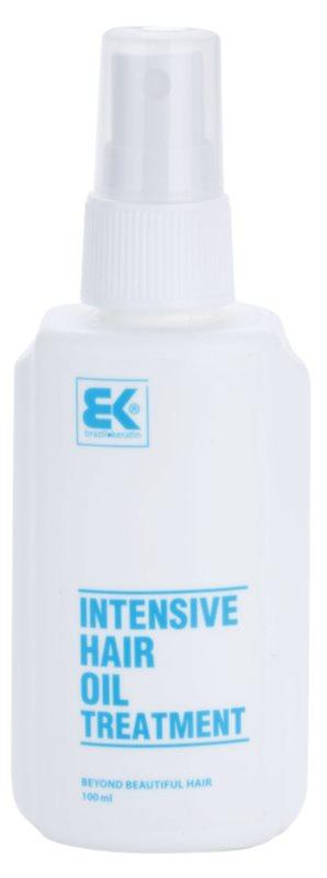 Brazil Keratin Hair Oil intenzivní olejová péče pro hydrataci a lesk