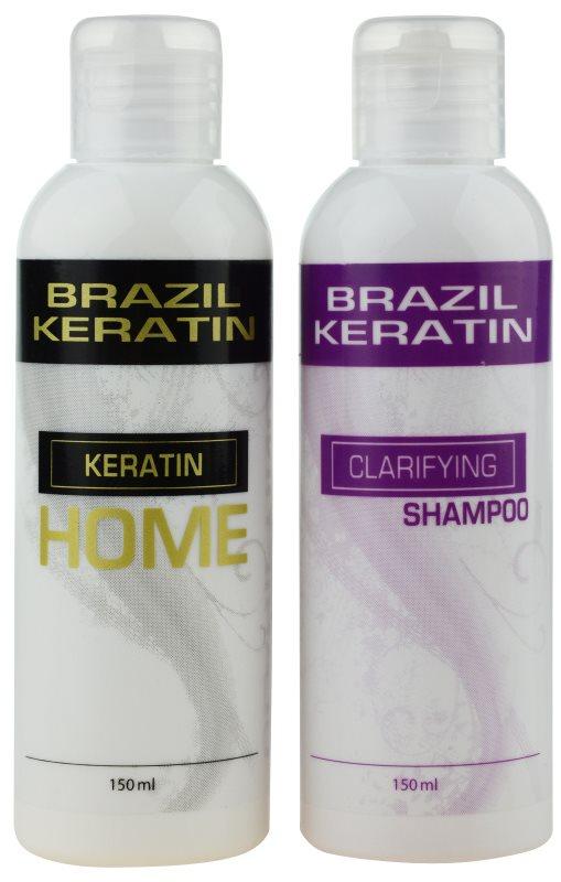 Brazil Keratin Home coffret I.