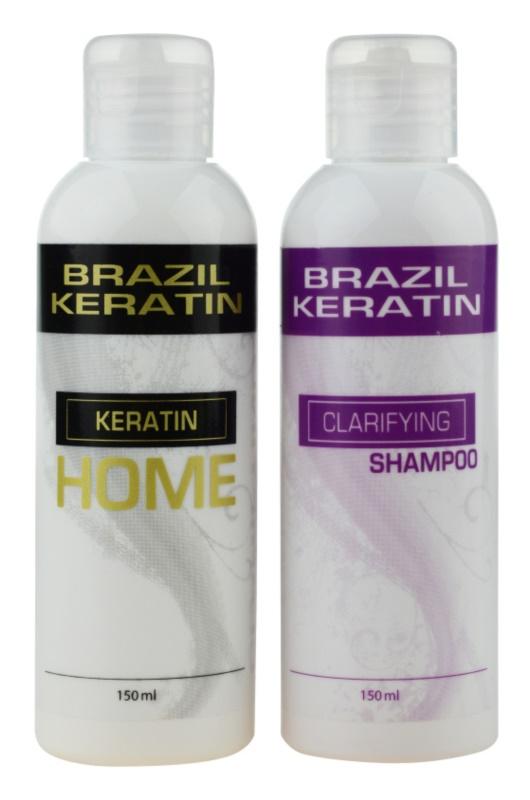 Brazil Keratin Home Cosmetica Set  I.