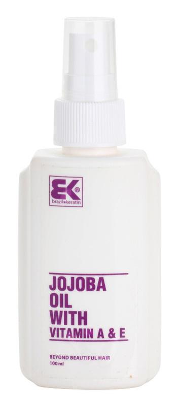 Brazil Keratin Jojoba ulei de jojoba cu vitamina A si E