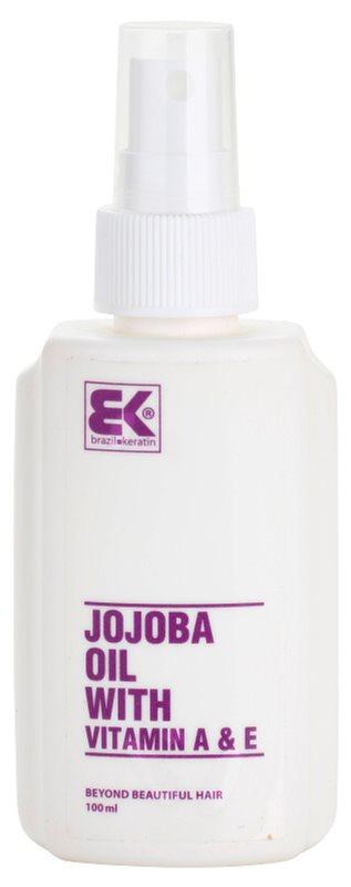 Brazil Keratin Jojoba олійка жожоба з вітаміном А та Е