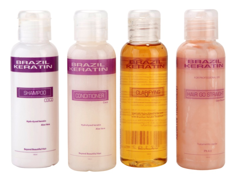 Brazil Keratin Start Set Kosmetik-Set  I.