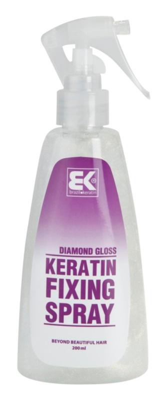 Brazil Keratin Styling keratinový fixační sprej se třpytkami