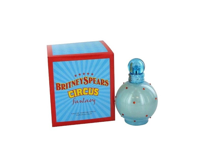 Britney Spears Circus Fantasy eau de parfum per donna 100 ml